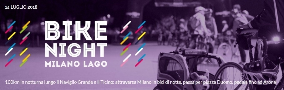 iscrizioni Bike-night 2018 - No Work Team Srl
